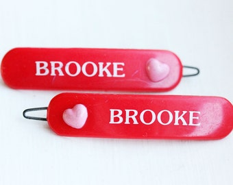 Brooke Hair Clips