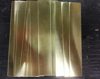 Brass Cuff Bracelet Blank