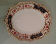 Oval Sweets / Dessert Serving Plate for Tea - Antique Royal Stafford c 1900-1920