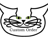 Custom Order for PAT only