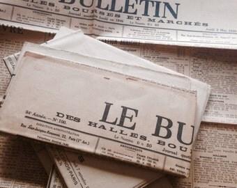 Paris News Papers 1929-33
