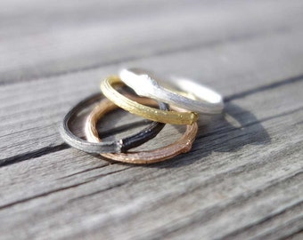slim twig ring.