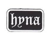 Hyna Chola Estyle Sew-on Patch