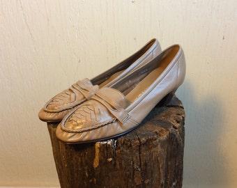Vintage Naturalizer Loafers
