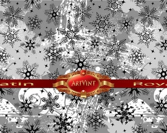 Christmas grunge Grey  Wrapping Paper, Camo Pattern, Gift Wrap Great For Any Occasion. Made In USA