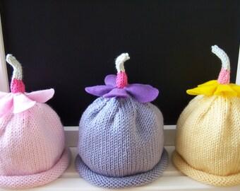 Pretty Posy Hat