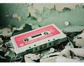 Abandoned Building Photography Mix Tape Urban Exploration Abandoned Photography Retro Still Life Photography Detroit Art Urbex Music Art