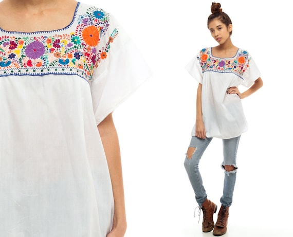 mexican dress tunic