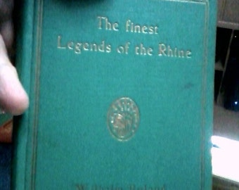 Small Edition The Finest Legends of the Rhine- Ruland