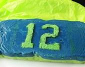 Signature 12th Fan Hawks Fudge 1lb.