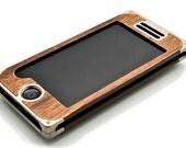 EXO24 Nickel Teak for iPhone 6/6s