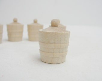 Mini ice bucket, mini lidded bucket, mini bucket with lid