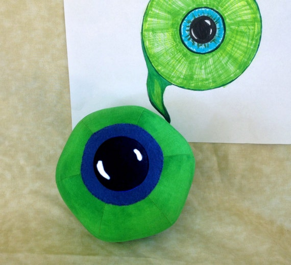 Plushies Eyes Jack Septic Eye Plushie