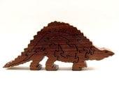 Ribbed Lizard Dinosaur Puzzle
