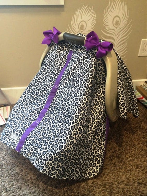 Car seat canopy Infant Seat Cover / car seat cover / nursing cover / carseat canopy / carseat cover