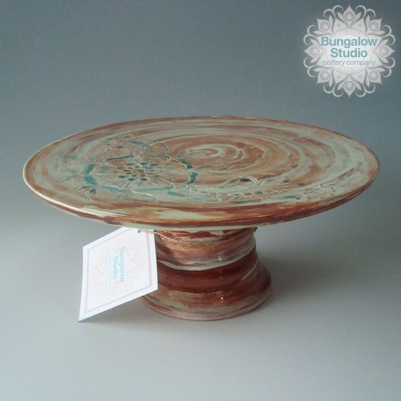 How To Make Handmade Cake Stands