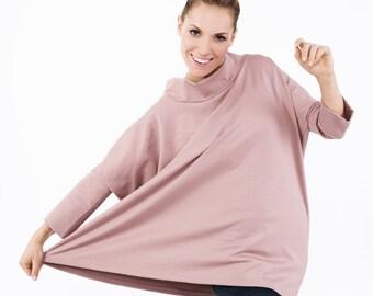 Tunic top | Plus size tunic | Oversized tunic | LeMuse tunic top