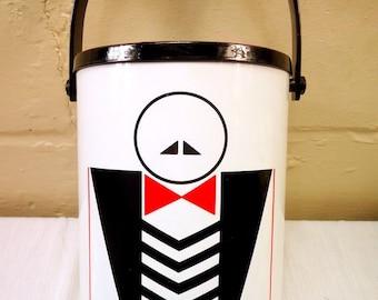 OMG Awesome Vintage 1980s Ice Bucket