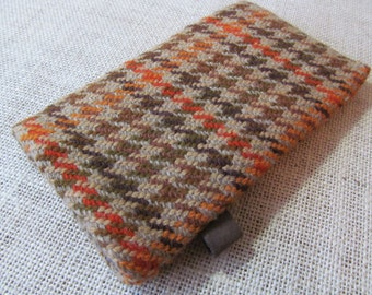 NEW iPhone SE iPhone 5 iPhone 6  Harris Tweed Cover