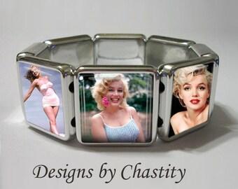 Marilyn Monroe Stretch Bracelet