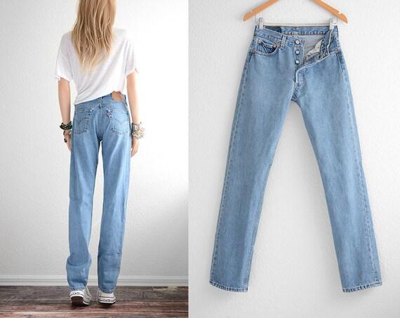Levis 501 Jeans Boyfriend Jeans Baggy Jeans Baggy Pants