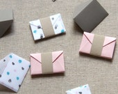 Tiny Love Notes Envelopes and Notes Variety Pack - Sweet Pea