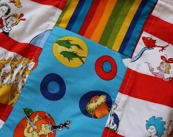 Dr Seuss Tote Bag