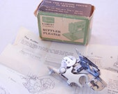 Ruffle Pleater Foot for Kenmore Sewing Machines, Attachment Model 20-6891, In Box with Instructions, 50s 60s
