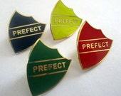 "Wizard School ""Prefect"" Badge / Enamel Pin"