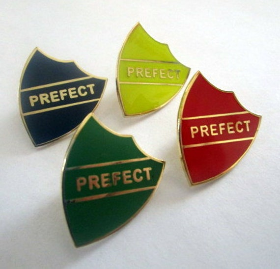Prefect Pin Enamel Pin