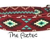 Tribal Dog Collar - The Aztec