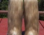 LegVogue Stunning Faux Fur Leg Muffs