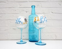 Popular items for bouteille de ricard on etsy for Carafe pastis 51 piscine