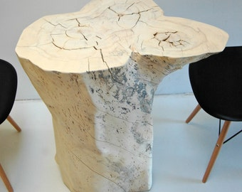 SALE ~ Stump Table Dining Kitchen Pedestal Base