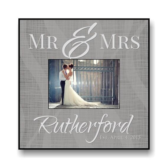 Personnalis le cadre photo de mariage pour 5 x 7 - Cadre photo mariage personnalise ...