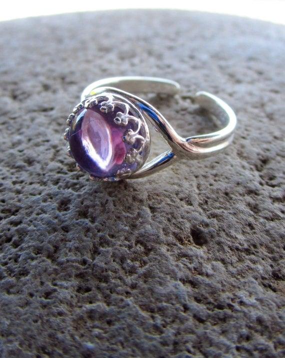 Light Purple Amethyst Gemstone Ring Adjustable Sterling By. Blue Wave Wedding Rings. 6 Prong Engagement Rings. 12k Wedding Rings. Says Princess Wedding Rings. Blackened Rings. Toilet Rings. Uniquely Wedding Rings. Sunshine Engagement Rings