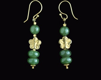 Jade and Gold dangles.02