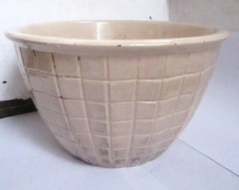 Old Pottery Bowl