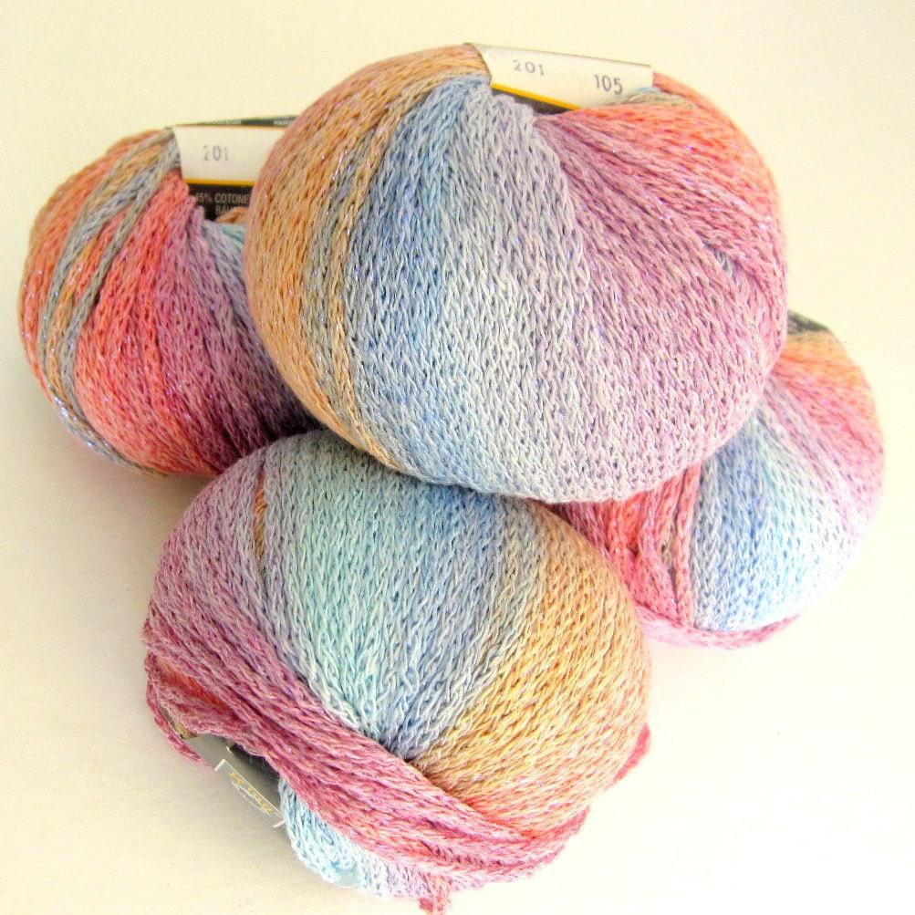 Korallo By Needleful Yarns 4 Balls Ribbon Novelty Yarn