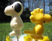 Reserved Listing for sumjeon ONLY-36 Snoopy and Woodstock Chocolate Lollipops