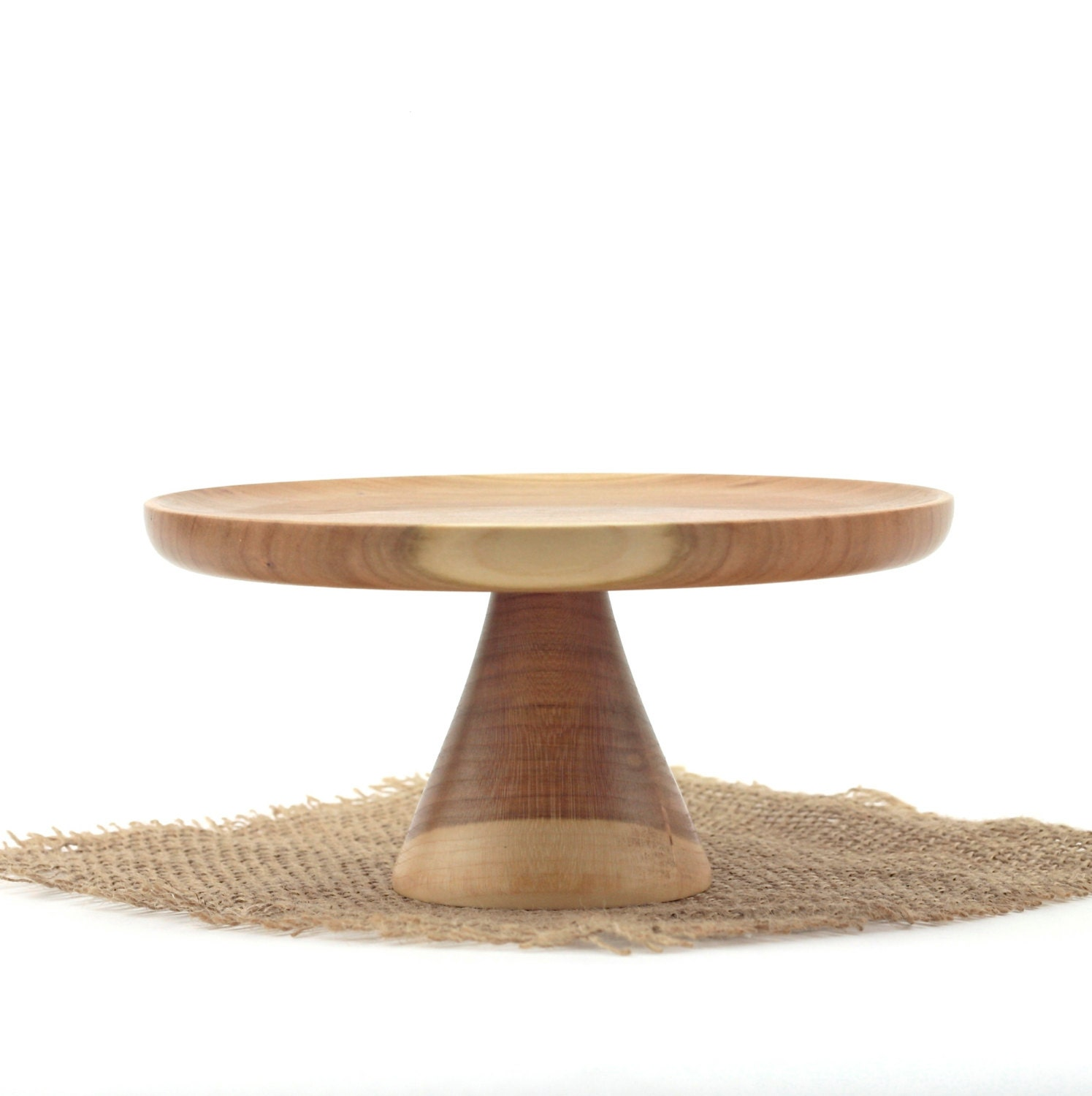 Marvelous photograph of Cherry Cake Stand with Glass Dome / Wooden Cake by WoodExpressions with #926839 color and 1495x1500 pixels