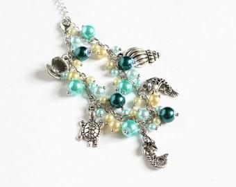 Mermaid and Friends Bracelet