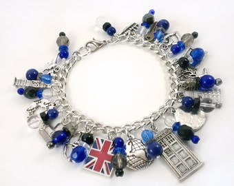 Twelfth Doctor's Companion Bracelet