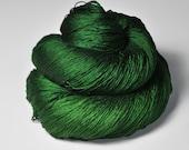 Kiss me I'm Irish - Silk Lace Yarn
