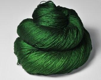 Kiss me I'm Irish - Silk Lace Yarn - LSOH