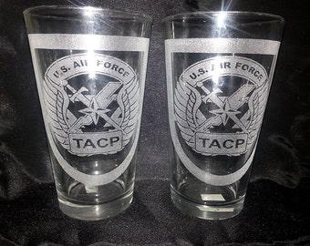TACP Pint Glass