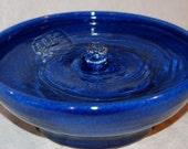 "Cat Fountain - Pet Fountain - Indoor Fountain - 9.75 Inch Diameter ""April Spring"""