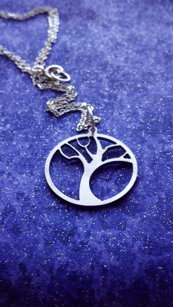 Tree of Life - Necklace Pendant or Keychain