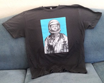 ASTRONAUT JFK shirt