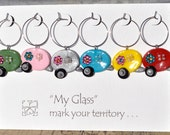 Glamper Wine Charms